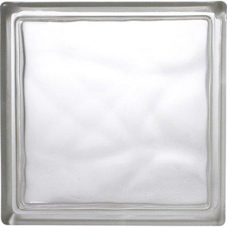 brique-de-verre-transparent-ondule-brillant