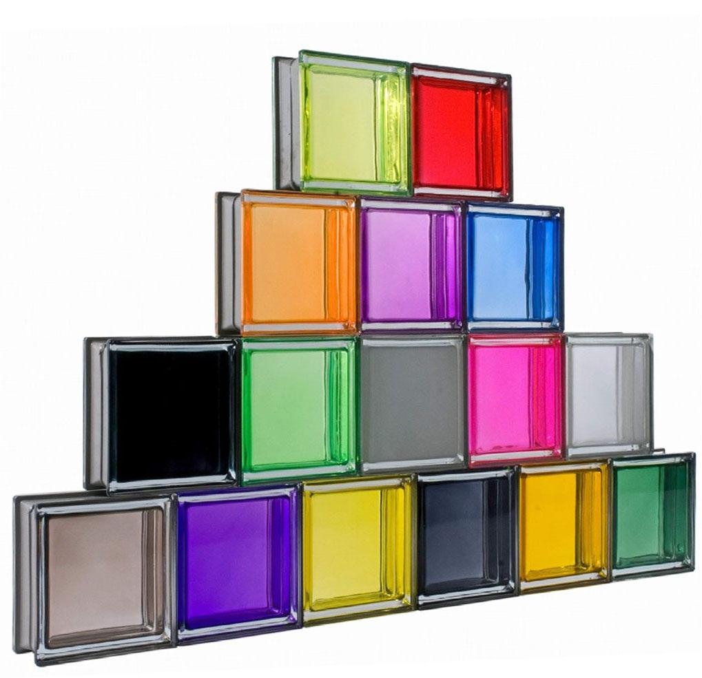 images briques de verre SEVES